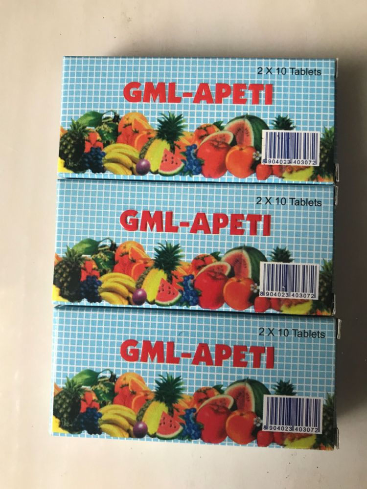 GML-APETI Tablets for weight gain